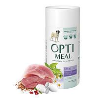 OPTIMEAL сухий корм для собак великих  порід  - курка 12 кг