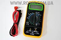 Цифровой мультиметр тестер Digital Multimeter DT-830L, фото 1