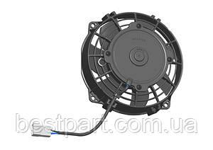 Вентилятор Spal 24V, толкающий, VA22-BP7/C-64S