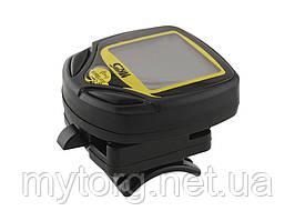 Велокомпьютер SunDingSD-548C Желтая каемка