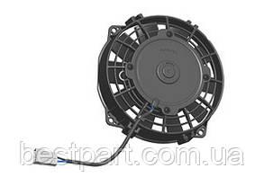 Вентилятор Spal 24V, вытяжной,  VA22-BP11/C-50A