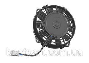 Вентилятор Spal 24V, толкающий, VA22-BP11/C-50S