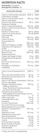 GNC Mega Men Energy & Metabolism 180 caps, фото 2