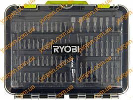 Набор из 125 предметов для дрелей и шуруповертов RYOBI RAK125DDF