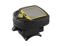 Велокомпьютер SunDing SD-548C1 жовта облямівка