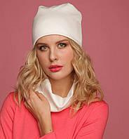 Набор «Шапка и шарф» изготовлены из мягкого французского трикотажа