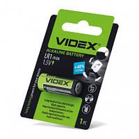 Батарейка щелочная Videx LR1