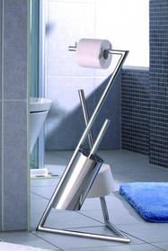 Стійки для туалету