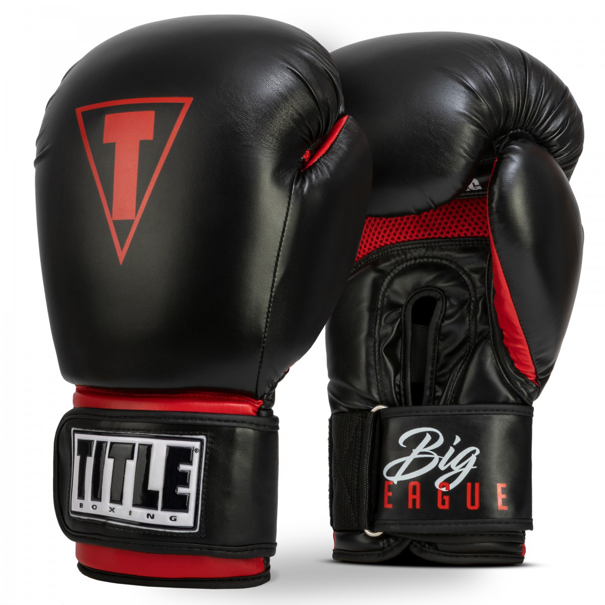 Боксерські рукавички TITLE Big League XXL Bag Gloves
