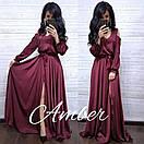Платье в пол стиль Армани, фото 7