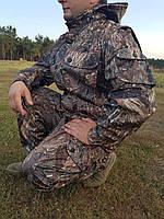 Демисезонный камуфляжный костюм для охоты и рыбалки Нива