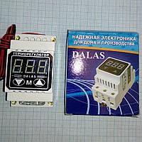 Терморегулятор цифровой 40А Далас(Украина)