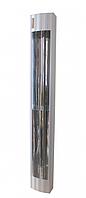 У1000 ПРО - инфракрасный потолочный обогреватель алюминиевый  средневолновый, фото 1