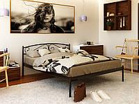 Кровать металлическая Верона, кровать Verona, Метакам.