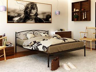 Ліжко металеве Верона, ліжко Verona, Метакам.