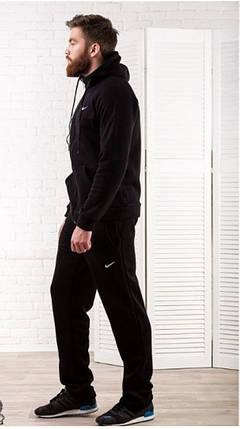 96737bfdf7b1 Мужской теплый спортивный костюм Nike черный топ реплика  продажа ...