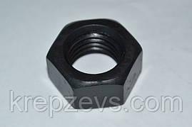 Гайка М72 DIN 934 шестигранная