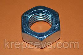Гайка М76 DIN 934 шестигранная