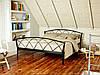 Кровать металлическая Жасмин. Кровать Jasmin, фото 6