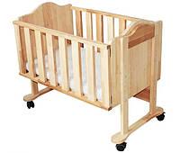 Приставная кроватка для новорожденных., фото 1