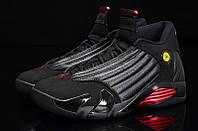 Баскетбольные кроссовки Air Jordan 14 Retro Last Shot D4012 черные