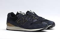 Кроссовки мужские New Balance 996 D4021 темно-синие
