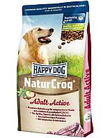 """Cухой корм """"Happy Dog Premium - NaturCroq Active"""" 26/16 (для взрослых активных собак) 15 кг"""