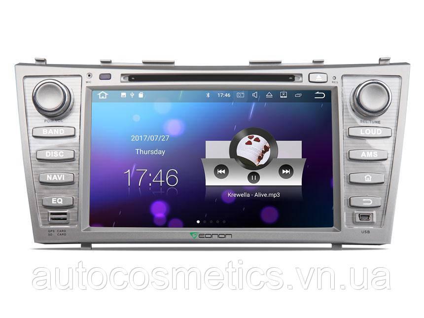 Автомагнитола EONON GA8164 Toyota Aurion / Camry Android 7.1