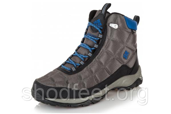 Мужские ботинки Columbia Firecamp Boot WP BL1766-049