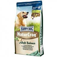 """Cухой корм """"Happy Dog Premium - NaturCroq Balance"""" 23/10 (для взрослых собак) 15 кг"""