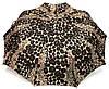 Зонт складной в леопардовой раскраске женский арт. A18-F