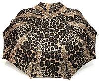 Зонт складной в леопардовой раскраске женский арт. A18-F, фото 1