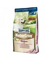 """Cухой корм """"Happy Dog Premium - NaturCroq Puppies"""" 29/14 (для щенков всех пород до 6 мес.) 15 кг"""