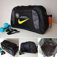Текстильная сумка для спорта с плечевым ремнем 49*30*19 см