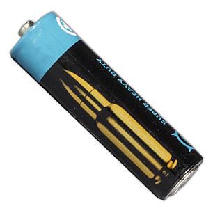 ϞБатарейка Logic Power AAА R6P 4 штуки для цифровой техники, фото 2
