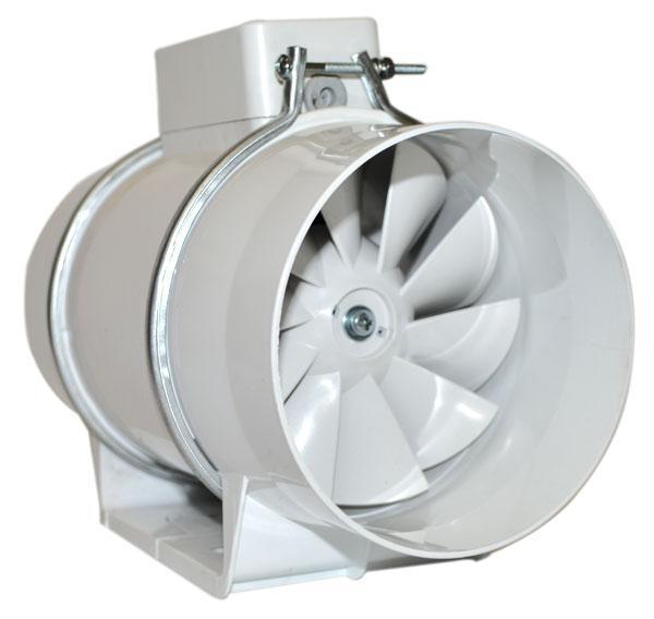 Вентилятор канальный Dospel TURBO 125 Доспел турбо
