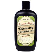 Кондиционер с биотином В-комплекс для густоты волос, без сульфатов, с соком цитруса, 414 мл, Madre Labs