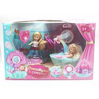 Домик QL053-2 18шт2 с куколкой,льется вода, аксес, в кор. 2916,824,8 см