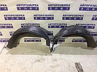 Подкрылок задний левый Renault Kangoo 2008-2012 Рено Кенго