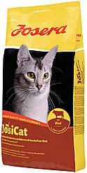 Josera Josicat. Полноценный корм для взрослых котов всех пород с телятиной 18  кг
