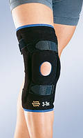Фиксатор коленного сустава с полицентрическим креплением 7104 Orliman наколенник ортез