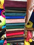 Сапоги кашемир на подкладке, на низком каблуке. Много расцветок кашемира. Размеры: 36-42,  код 4118О, фото 3