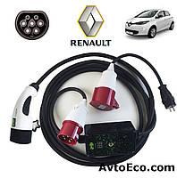 Зарядное устройство для электромобиля Renault Zoe ZE AutoEco 32A-BOX (1 ФАЗНОЕ), фото 1
