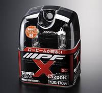 Галогенная лампа IPF X Set H4-12v 130/170W Clear X41