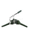 BIOWIN укупорщик трехраменный металлический «ALfa»