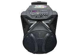 Портативная колонка-чемодан Bluetooth бумбокс переносной MR-205 (64х35х33 см) акустическая система