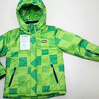 Зимняя термокуртка для мальчика Brugi