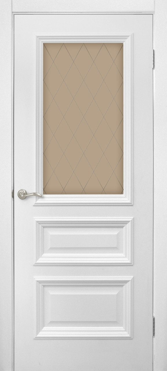 Двери Омис Сан Марко 1.2 ПВХ Белый мат