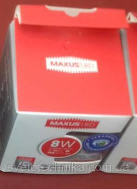 Светодиодная лампа Maxus LED-514 8W 4100К