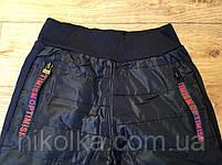 Спортивные брюки на меху для мальчиков оптом, F&D, 8-16 лет., арт. WX-2245, фото 4
